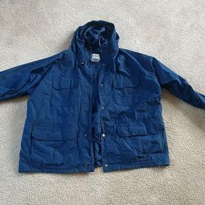 Vintage Cabela's Gore-tex Rain Coat